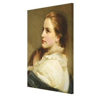 Alice, 1877 canvas print