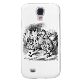Alice and Dodo Galaxy S4 Covers