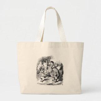 Alice and Dodo Jumbo Tote Bag