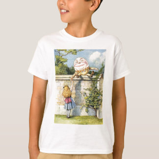 Alice and Humpty T-Shirt