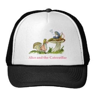 Alice and the Caterpillar Cap