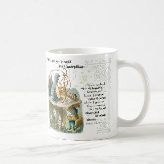 Alice And The Caterpillar Gift Mug - Teniel