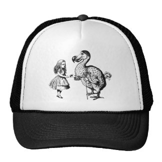 Alice and the Dodo Cap