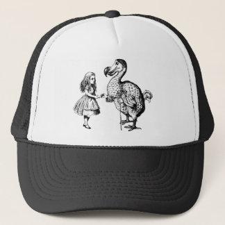 Alice and the Dodo Trucker Hat
