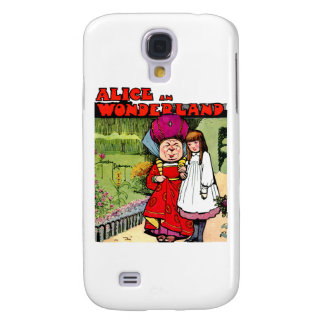 Alice and the Duchess in Wonderland Galaxy S4 Case
