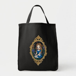 Alice and the Flowers BAG - Alice in Wonderland