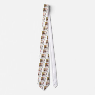 Alice and the Mad Hatter's Tea Party Tie