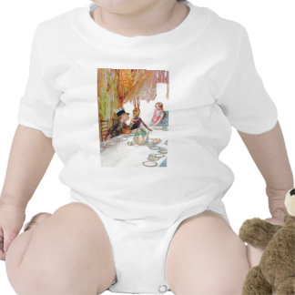 Alice and the Mad Hatter's Tea Party Tee Shirt