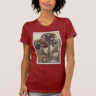 Alice and Wonderland - Arthur Rackham Shirts