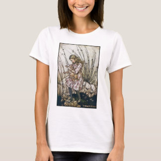 Alice and Wonderland - Pig & Pepper by Rackham T-Shirt