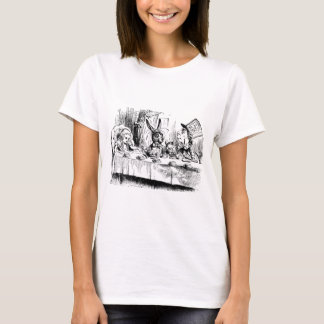Alice at the Mad Tea Party T-Shirt
