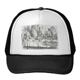 Alice at the Tea Party Trucker Hat