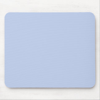 Alice Blue in an English Country Garden Mouse Pad