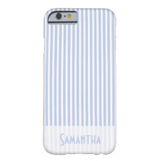 Alice Blue Master Switch Barely There iPhone 6 Case