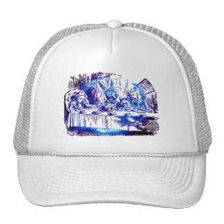 Alice Blue Nova Mesh Hat