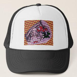 Alice by Kaye Talvilahti Trucker Hat