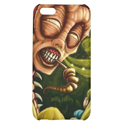 alice-catipillar-new iPhone 5C cover