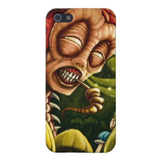 alice-catipillar-new case for iPhone 5