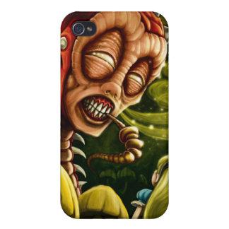 alice-catipillar-new iPhone 4/4S covers