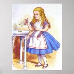 Alice Drinks Full Colour
