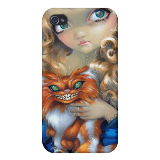 """""""Alice Enchanted"""" iPhone 4/4s Case"""