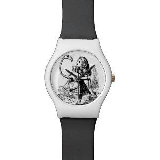 alice flamingo watch