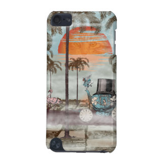 Alice Goes to California - iPod Touch iPod Touch 5G Cover