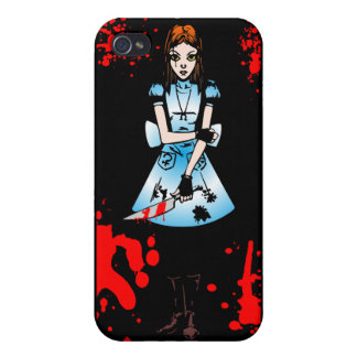 Alice Goth Case For The iPhone 4