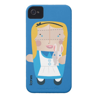 Alice - ICONS Collecting People iPhone 4 Case
