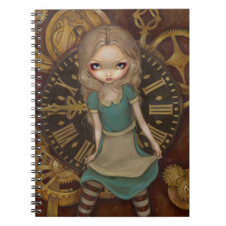 """Alice in Clockwork"" Notebook"