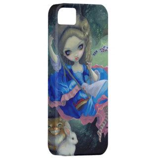 """Alice in Fragonard's Swing"" iPhone 5 Case"