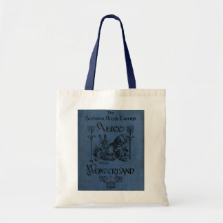 Alice in Wonderland 1905 book cover Tote Bag