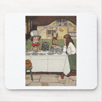 Alice in Wonderland 3 Mouse Pad