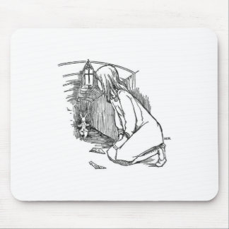Alice in Wonderland 4 Mouse Pad