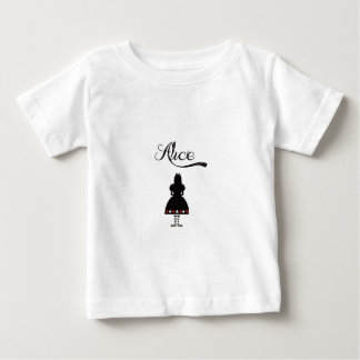 Alice In Wonderland Baby T-Shirt