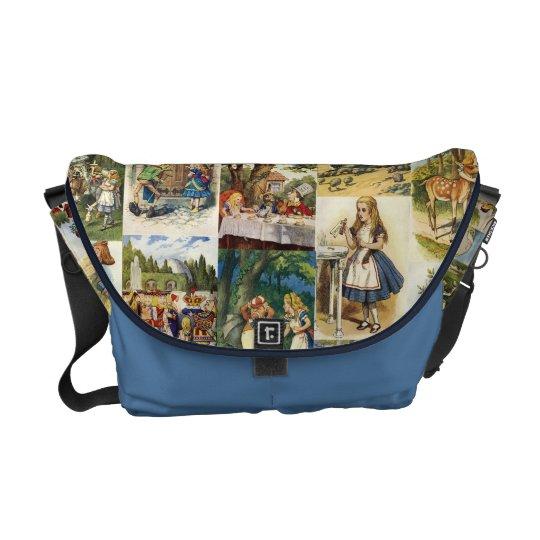 Alice in Wonderland Bag Commuter Bags