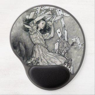 Alice In Wonderland Cards Attack Rackham Gel Mouse Pad