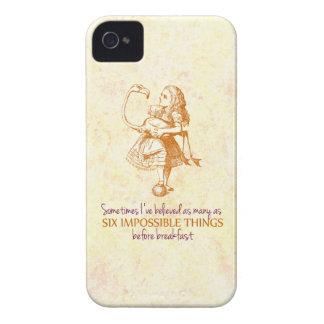 Alice in Wonderland Case-Mate iPhone 4 Cases