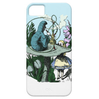 Alice in Wonderland Catepillar Hookah iphone 5 Case For The iPhone 5