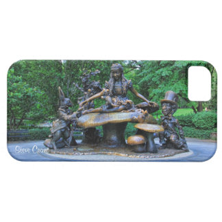 Alice in Wonderland - Central Park NYC Barely There iPhone 5 Case
