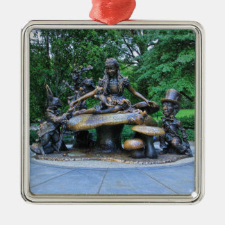 Alice in Wonderland - Central Park NYC Christmas Ornament