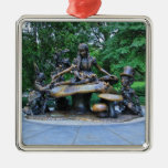 Alice in Wonderland - Central Park NYC Christmas Tree Ornaments