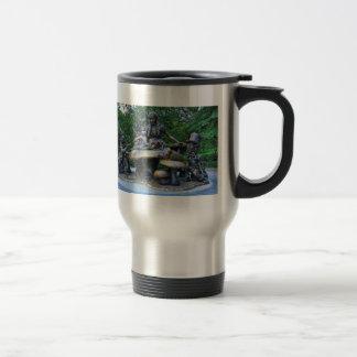 Alice in Wonderland - Central Park NYC Travel Mug