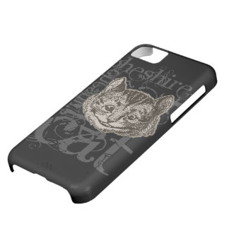 Alice In Wonderland Cheshire Cat Grunge (Single) iPhone 5C Case