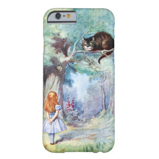 Alice in Wonderland Cheshire Cat iPhone 6 case