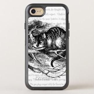 Alice in Wonderland  +{{Cheshire Cat }}+ OtterBox Symmetry iPhone 8/7 Case