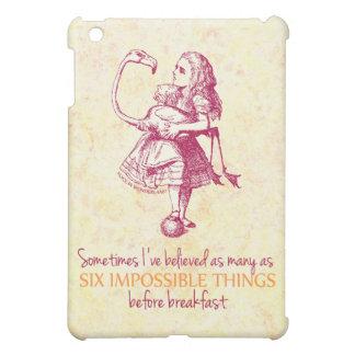 Alice in Wonderland Cover For The iPad Mini