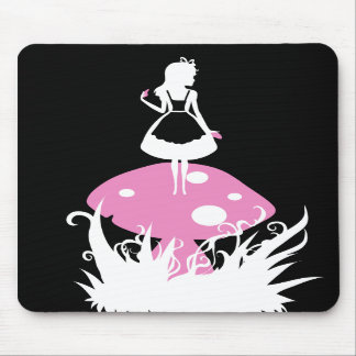 Alice in Wonderland  Dark mousepad