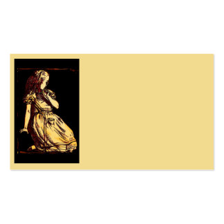Alice in Wonderland Daydreams Pack Of Standard Business Cards