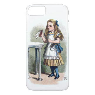 Alice in Wonderland Drink Me Vintage Original iPhone 7 Case